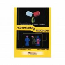 Nirali Prakashan Pharmacology & Toxicology For D.Pharmacy II Year By Kale, Mrs. Kale
