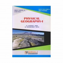 Nirali Prakashan Physical Geography For F.Y.B.A. By More and other