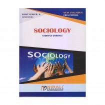 Nirali Prakashan Sociology For F.Y.B.A. By Dr. Gokhale