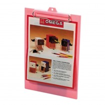 Omega Student Clip Board (301x119x3.5) mm