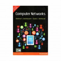 Pearson Publication Computer Networks By Tanenbaum & Wetherall