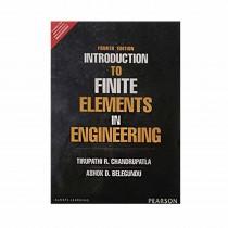 Pearson Publication Introduction To Finite Elements In Engineering By Chandrupatla & Belegundu
