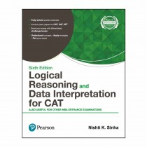 Pearson Publication Logical Reasoning And Data Interpretation For The Cat 6th Edi By Sinha