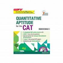 Pearson Publication Quantitative Aptitude For The CAT 4th Edi By Sinha