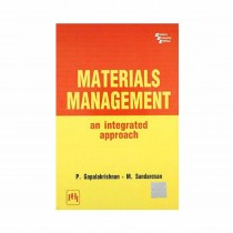PHI Publication Materials Management By Gopalakrishnan