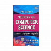 PHI Publication Theory Of Computer Science 3rd Edi By Mishra & Chandrasekaran