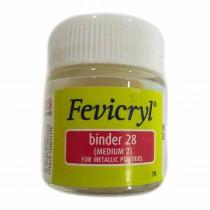 Pidilite Fevicryl Binder 15ml (Pack of 4)