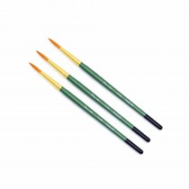 Pidilite Pidilite Painting Round Brush Kit Tr-4 (S-412) Sizes 0, 2, 4, 6