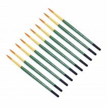 Pidilite Pidilite Painting Round Brush S-412 (Pack of 10)