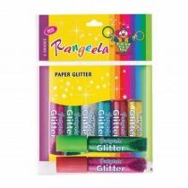 Pidilite Rangeela Glitter Star Pack 30ml (6 Shades of 5ml) Pack of 2
