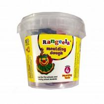 Pidilite Rangeela Moulding Dough Bucket Pack 150g (6 Shades X 25g)