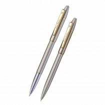 Pierre Cardin Eiffel Tower Roller & Ball Pen Gift Set