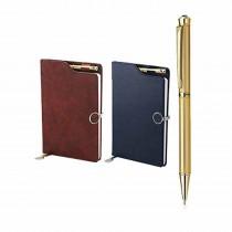 Pierre Cardin Elite Set (Set of Ball Pen & Diary)