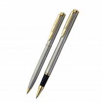 Pierre Cardin Long Champ Roller & Ball Pen Gift Set