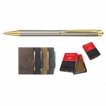 Pierre Cardin Thank You Set (Set of Ball Pen & Diary)