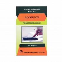 Pragati Books Accounts For GDC&A By U R Belwale