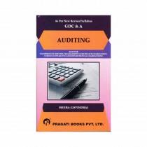 Pragati Books Auditing For GDC&A By Meera Govindraj