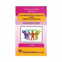 Pragati Books Co-Operative Banking And Credit Societies For GDC&A By A T Vaze