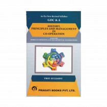 Pragati Books History, Principles And Management In Co-Operation For GDC&A By Kulkarni