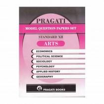Pragati Books Question Paper Set Arts Class 12