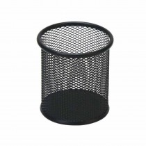 Prime Metal Meshed Round Penstand (Packof 4)