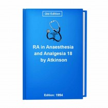 RA in Anaesthesia and Analgesia 18 by Atkinson