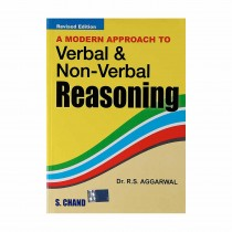 S Chand Publication A Modern Approach to Verbal and Non-Verbal Reasoning By Dr R S Agarwal