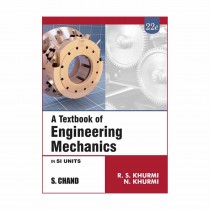 S Chand Publication A Textbook Of Engineering Mechanics By Khurmi