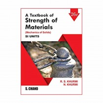 S Chand Publication A Textbook of Strength of Materials (Mechanics of Solids) 26 Edi By Khurmi