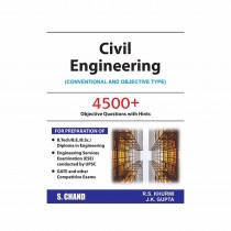 S Chand Publication Civil Engineering (Conventional & Objective Type) By Khurmi