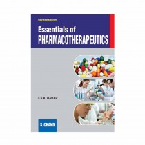 S Chand Publication Essentials Of Pharmacotherapeutics By Barar