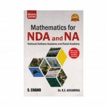 S Chand Publication Mathematics For NDA, NA