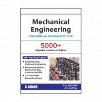 S Chand Publication Mechanical Engineering (Conventional And Objective Type) By Khurmi