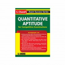S Chand Publication Quantitative Aptitude for Competitive Examinations