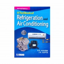 S Chand Publication Textbook Of Refrigeration And Air Conditioning By Khurmi