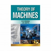 S Chand Publication Theory Of Machines By Khurmi