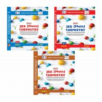 S Dinesh Chemistry Vol 1, 2 & 3 For JEE (Main)