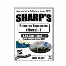 Sharp Publication Business Economics (Micro) For FY BCom