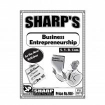 Sharp Publication Business Entrepreneurship For SY BCom