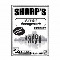Sharp Publication Business Management For SY BCom