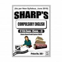 Sharp Publication Compulsory English For FY BCom