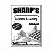 Sharp Publication Corporate Accounting For SY BCom