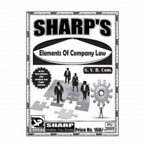 Sharp Publication Elements Of Company Law For SY BCom
