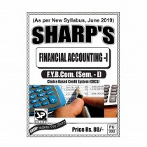 Sharp Publication Financial Accounting For FY BCom