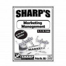 Sharp Publication Marketing Management For SY BCom