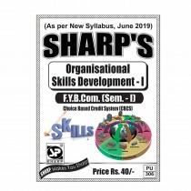 Sharp Publication Organisational Skill Development For FY BCom
