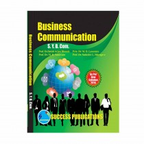Success Publication Business Communication For SY BCom by Lawrence and Others