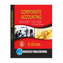 Success Publication Corporate Accounting For SY BCom by Gaikwad and Others