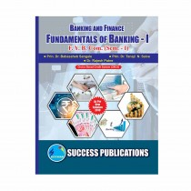 Success Publication Fundamental of Banking For FY BCom (SEM I) by Sangale and Others