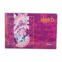 Sudarshan Plus A3 Wiro Sketch Book (Pack of 2)